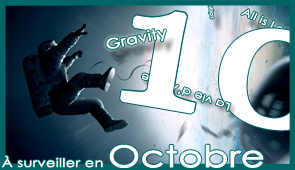 Sorties Ciné Octobre 2013