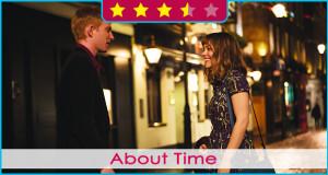 About Time : Une comédie romantique saupoudrée de sci-fi