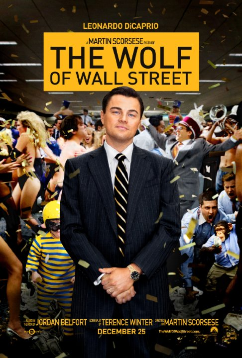 Wolf of Wall Street [75%]