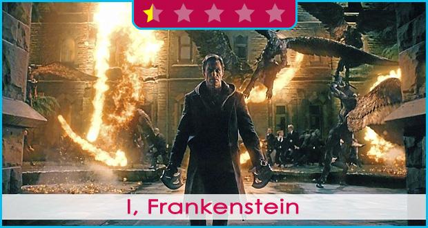 I, Frankenstein : Un film de Série B qui ne s'assume pas.