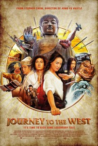 Journey to the West Poster