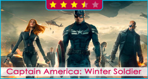 Captain America : Winter Soldier