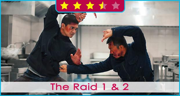 The Raid I & II