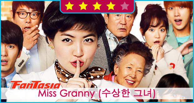 Miss Granny (수상한 그녀)
