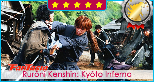 Rurôni Kenshin: Kyôto Inferno