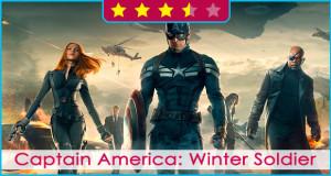 Captain America : Winter Soldier