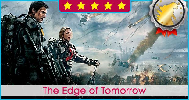 The Edge of Tomorrow (Live; Die; Repeat) [En Bref]