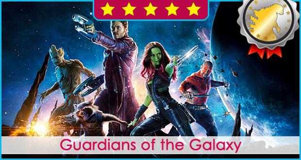 Guardians of the Galaxy [En Bref]